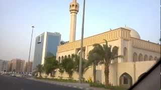 カタールの首都ドーハ市内