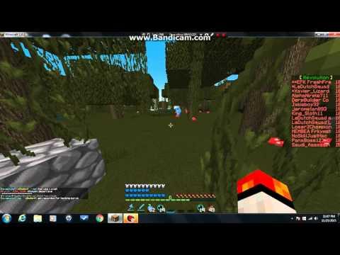 xDodonX hacking- CosmicPVP Hacker Ep3