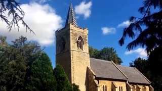 Church bells ring - St Cuthbert