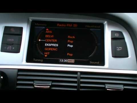 2009 Audi A6 2.0 TDI DPF Multitronic
