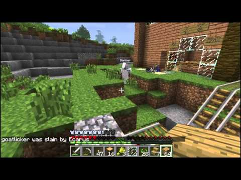 Minecraft coop ep Minecraft CO-OP /w oNNe, wolfy, Baciu [Noi prieteni] #18
