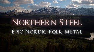 Gambar cover Northern Steel (Nordic folk metal)