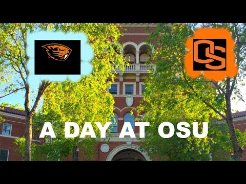 DAY IN THE LIFE OF A COLLEGE FRESHMAN- AT OREGON STATE UNIVERSITY(VLOG)