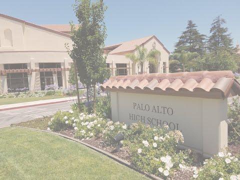 Palo Alto High School Senior Awards 2020