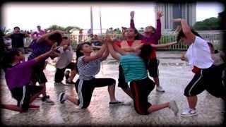 Grupo De Dança Maanaim - Arde Outra Vez (Clipe)
