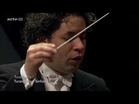 Messiaen - Turangalila-symphonie (Dudamel, OSSBdV, Wang, Millar)