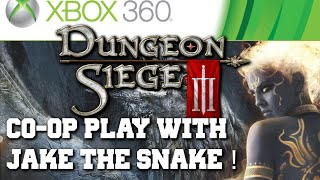 Dungeon Siege III - Multiplayer with Jake - Xbox 360 - 720p