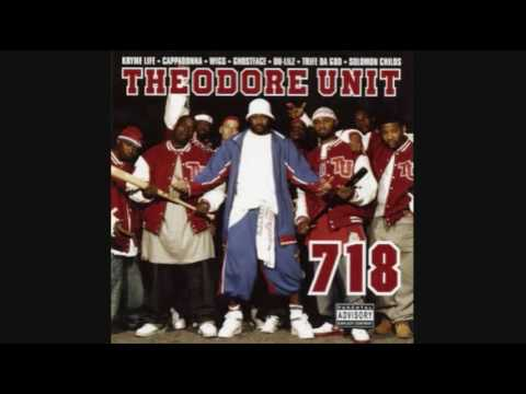 Theodore Unit - Right Back / Pass The Mic