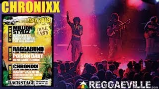 Chronixx & Zinc Fence Redemption - Most I / Beat & A Mic @ Free & Easy Festival 8/9/2013