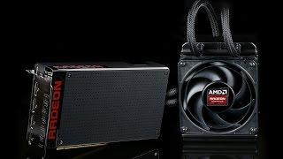 Обзор флагманского видеоускорителя AMD Radeon R9 Fury X