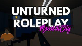 El secuestro del presidente // Unturned Roleplay en Español // MasakatCity Trailer