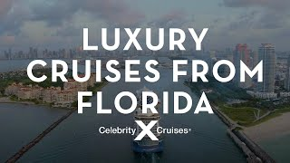 Cruises From Florida to the Caribbean & Beyond