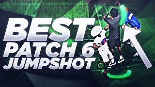 NBA 2K19 PATCH 6 BEST JUMPSHOT! DEMI GOD BUILD BEST ARCHETYPE GETS HEAVILY CONTESTED GREENS!
