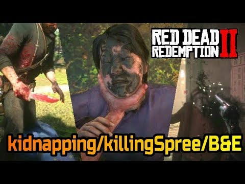 red-dead-redemption-2-kidnapping-chinese-girls,-strangling,-breaking-and-entering,-killing-spree