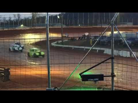 Baps (Susquehanna Speedway) 4-21-2018 my first heat win.