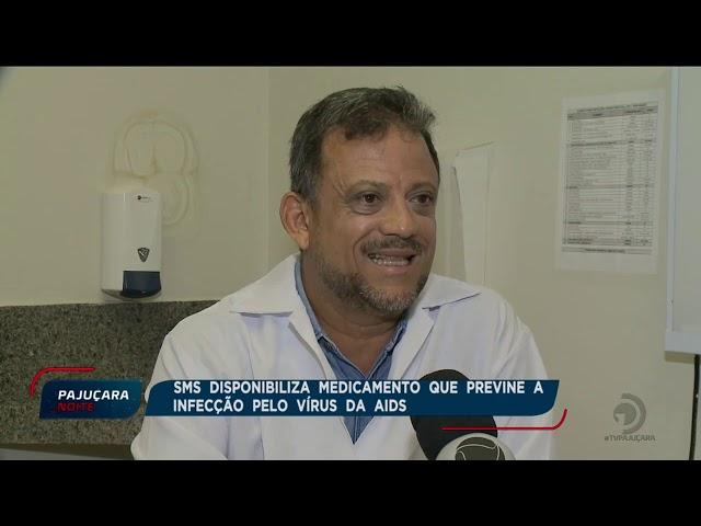 SMS disponibiliza medicamento que previne a infecção pelo vírus da AIDS