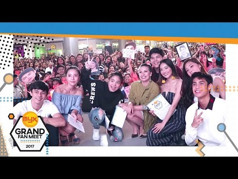 The MYX Grand Fanmeet 2017 at Lucena! | MYX ADVENTURES