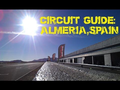 MOTOVUDU - Almeria Circuit Guide