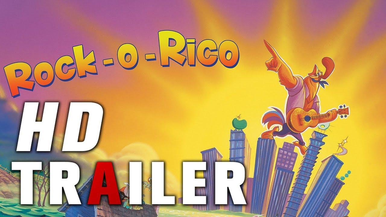 ROCK O RICO TRAILER le 21 Février en VOD