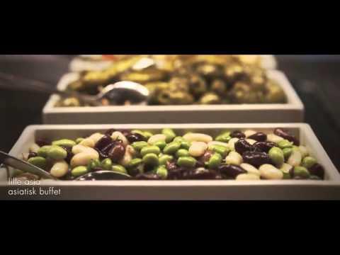 Asiatisk buffet fra Lille Asia