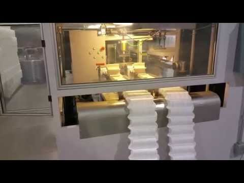 Sleep Designs Pocketed Coil Production