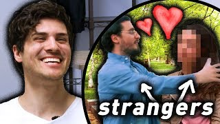 Anthony helps strangers find true love (Part 1)