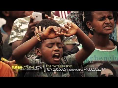 Supernatural Encounter Ethiopia - The Supernatural Now | Aired April 30, 2017