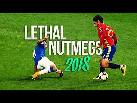 Insane Nutmeg Skills 2018 • Crazy Pannas 17/18