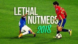 Insane Nutmeg Skills 2018  Crazy Pannas 1718