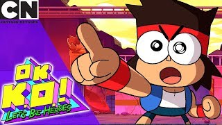 OK K.O.! | Finally Reaching Level 1 | Cartoon Network