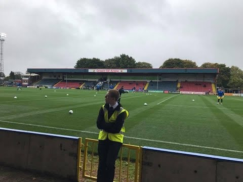 Rochdale Vs Rotherham United - Match Day Experience