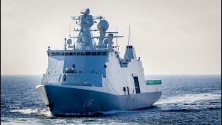 Vedligehold og opgraderinger på Søværnets skibe fortsætter trods coronavirus/covid19