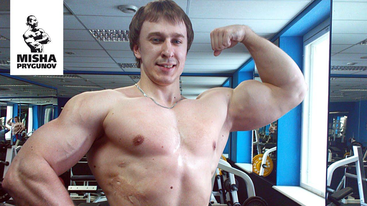 Сильный, но жирный )) Миша Прыгунов. Пауэрлифтинг.