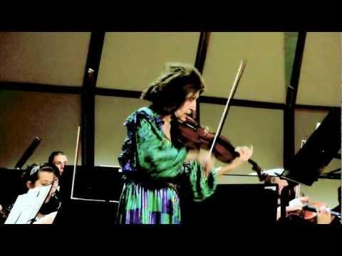 M BRUCH VIOLIN CONCERTO 1 Op. 26 IDA HAENDEL