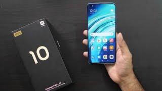 Mi 10 Flagship Smartphone by Xiaomi Unboxing & Overview