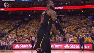 LeBron James (51 points) Highlights vs. Golden State Warriors