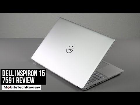 Dell Inspiron 15 7591 Review