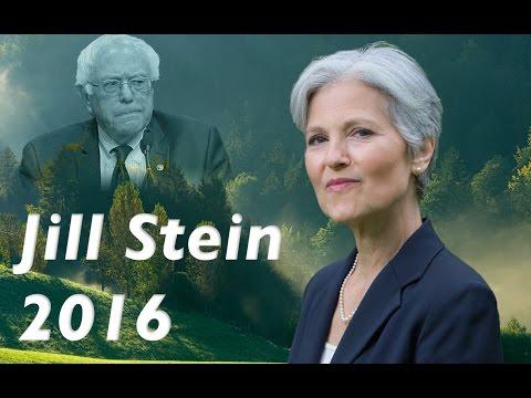 Jill Stein on the rise, as Bernie is booed - INSPIRATIONAL VIDEO - Green Party! #JillStein2016
