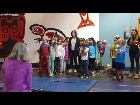 Elliot's 2017 (3rd Grade) Independent Project - Parkour