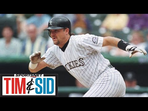 Reacting To Larry Walker & Derek Jeter Being Elected To Baseball Hall Of Fame | Tim And Sid