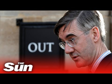 Jacob Rees-Mogg reveals who he's backing for Theresa May's job