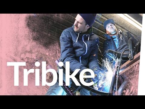 Bike aufmotzen - Aus drei mach eins   Kliemannsland