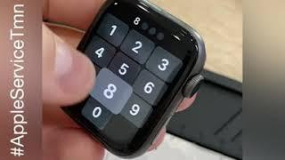 Заменить стекло Apple Watch 4,44mm в Тюмени