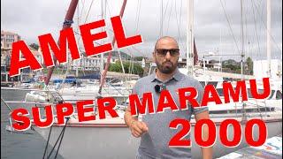 Детальный обзор яхты Amel Super Maramu 2000