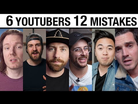 Mistakes New Youtubers