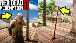 What Happens if You Save Him From Hanging in Red Dead Redemption 2?