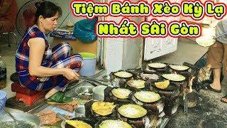 Tiệm Bánh Xèo Kỳ Lạ, Khách Mang Nguyên Liệu Đến Cho Chủ Quán Chế Biến Ở Sài Gòn