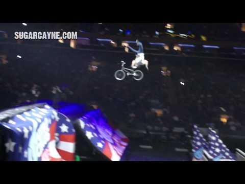 Nitro Circus, Big Air BMX Body Flip, WTF?