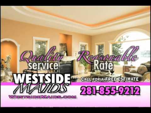 Westside Maids - Maid service, west Houston, Katy, Bear Creek, Copperfield, Cypress, Fairfield