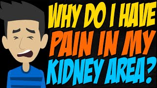 Why Do I Have Pain in My Kidney Area?